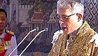 泰国国王发出第一道命令!隆重神圣的加冕仪式全程回顾