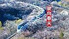 锦绣中华  最美人间四月天,一起踏上这开往春天的列车