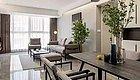 130�O现代简约风格三居室,低调时尚又很有活力,小资的生活羡慕了