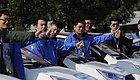 首站告捷,众泰云100plus强势夺得环洞庭湖拉力赛障碍赛冠军。