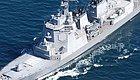 """当日本的""""凉月""""遇见055时亚洲海军格局发生翻天覆地的变化"""