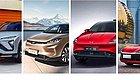 天眼、小管家、卡拉OK、自动驾驶....这些新能源车你最中意谁?
