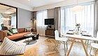 89㎡温馨北欧风设计,客厅这样设计显大一倍!