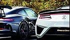 街道版赛车实力威武 保时捷911 GT3 RS评测