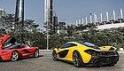 集结两大超跑:法拉利LaFerrari和迈凯伦P1|神车,荣耀了这个时代