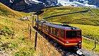 瑞士之冬  如果有天堂,应该就是这么美吧!