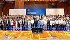 东莞松山湖畔,3GPP SA2工作组共庆3GPP成立20周年