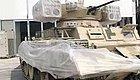 59魔改又添新成员 BMPT-59坦克支援车亮相珠海航展