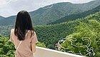 莫干山尽头最暖的白房子,是你在山谷云端上的家!Loft房、高颜值浴缸拍不停