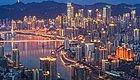 这里有小香港的灯火阑珊,睡进花样年华片场,吃火锅撸串看最美江景!