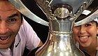 恭喜!费德勒直落两盘胜小兹维列夫 瑞士队成功卫冕霍普曼杯
