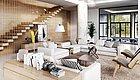 挑高设计如何打造别墅豪宅气质?