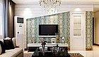 100㎡现代简约新房,玄关柜加隔断实用又漂亮,电视墙也好看