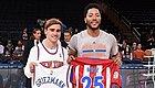 最大牌NBA球迷格里兹曼:「我爱德里克·罗斯」丨故事