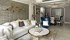 158㎡简欧三室两厅,轻松装出别墅感,复式楼真是买对了