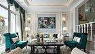 在家乡自建300㎡大别墅,餐厅装镜面墙+巨型水晶灯,美呆了!
