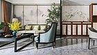 108平的新中式风三居室,花不到20万也能打造典雅感