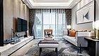 106平的现代简约风三居室,软硬装的设计都很漂亮
