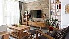 115平的原木风三居室,温馨木质感打造的舒适之家