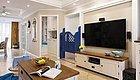 136平的美式风三居室案例,大爱米色墙,太温馨了