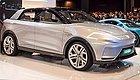 综合续航600公里,北汽ARCFOX首款SUV亮相!两年内还有5款产品