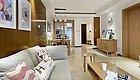 109平简约三居室,就喜欢原木质感的家?