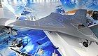 彩虹飞翼无人机首次公开,起飞重量13吨隐身性超强,未来或上航母