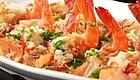 蒜蓉蒸大虾用生蒜还是熟蒜?