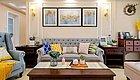 126㎡美式风格装修, 打造优雅气质感满满的温馨之家!美式风格