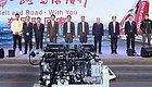 新一代高性能柴油发动机东风DDi11下线  卡车之友网