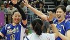 【亚俱杯】亚俱杯半决赛3比0横扫日本队,天津女排今与泰国队争冠