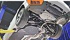 八代凯美瑞双擎顶配底盘解析 个性运动的外观又会搭配怎样的底盘