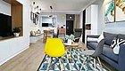 135㎡北欧风公寓,简洁时尚,空间感十足!