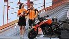 预估14万的KTM 790 DUKE亮相橙色日,十几项活动体验橙色激情!