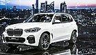 全新BMW X5预售82万元起,宝马多款重量级车型现身广州