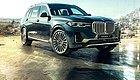 宝马大型豪华车欲领航市场,创新BMW X7公布售价