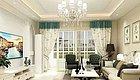 127㎡ 简欧风格三居室,轻奢低调的居家享受!