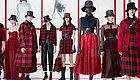 潮时尚  Dior以Teddy Girls为灵感,重新演绎1950年代风格特色,格纹和渔夫帽你种草了吗