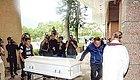 蓝洁瑛火化仪式仅六人送别,骨灰将安葬在长沙湾天主教坟场