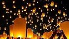 在万盏天灯中过情人节......泰国人的浪漫超乎你的想象!