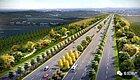赞!西湖大道2019年建成,成阜城最大道路绿色廊道,直达景区!南湖、北湖均已开工,今年将完成一期景观和湖面4.7km2拓展工程!